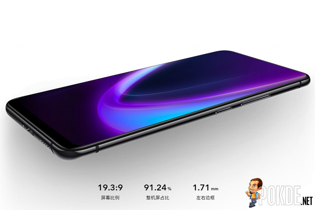 The Vivo NEX offers 91.24% screen to body ratio, yet has no notch and still comes with a headphone jack! 21
