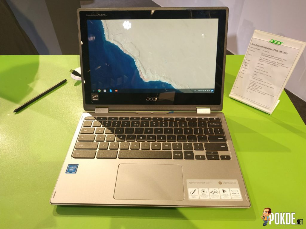 Acer Introduces New Chromebook Lineup 22