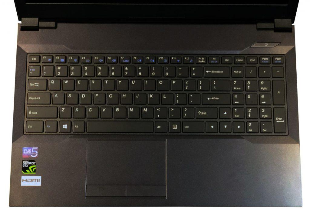 Armory X Launch GLOCK — Gaming Laptop That Uses Desktop CPUs! 25