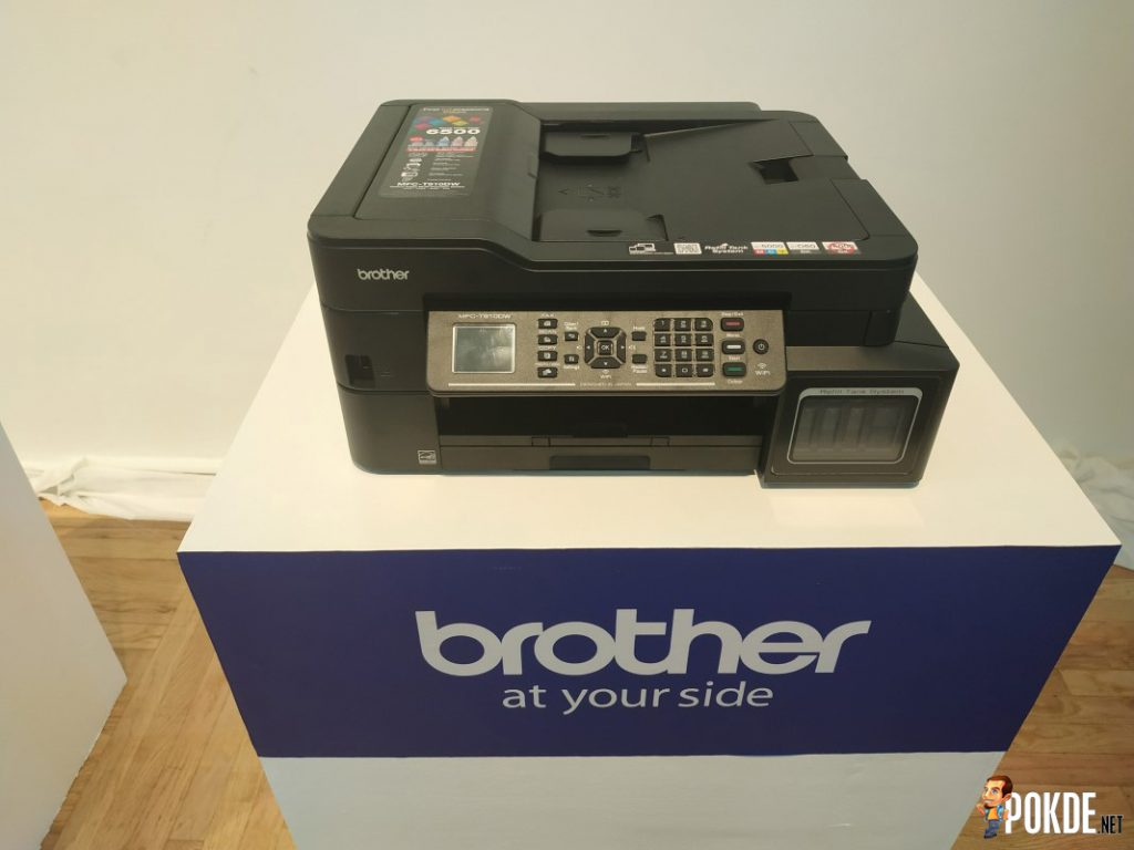 Brother Releases Barrage Of New Printers — MFCs and Monochrome Printers Galore 23
