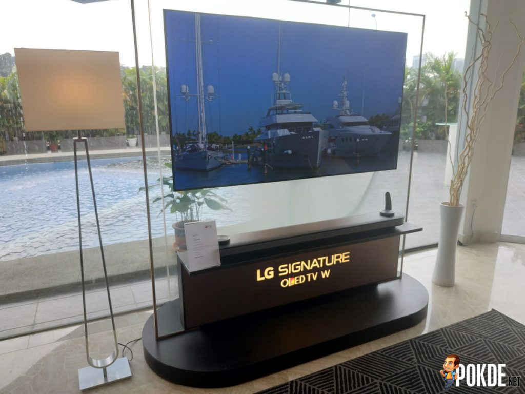 LG Showcase New OLED 4K TV 22