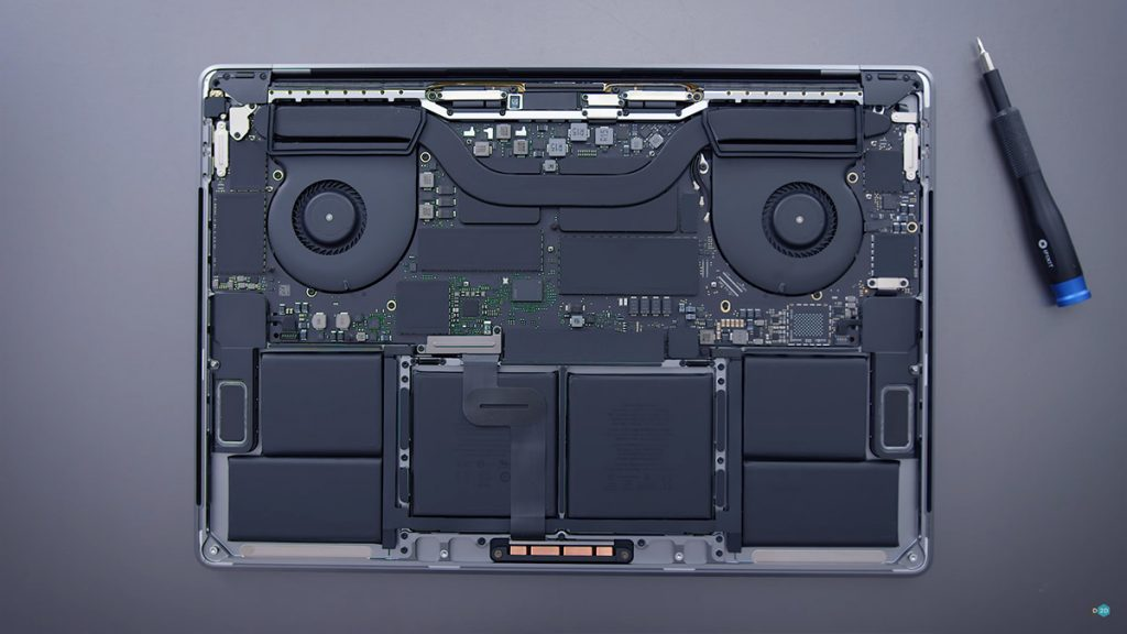 Core i9 variant of MacBook Pro overheats and throttles — Instead of letting you overclock, Apple has to underclock it 22