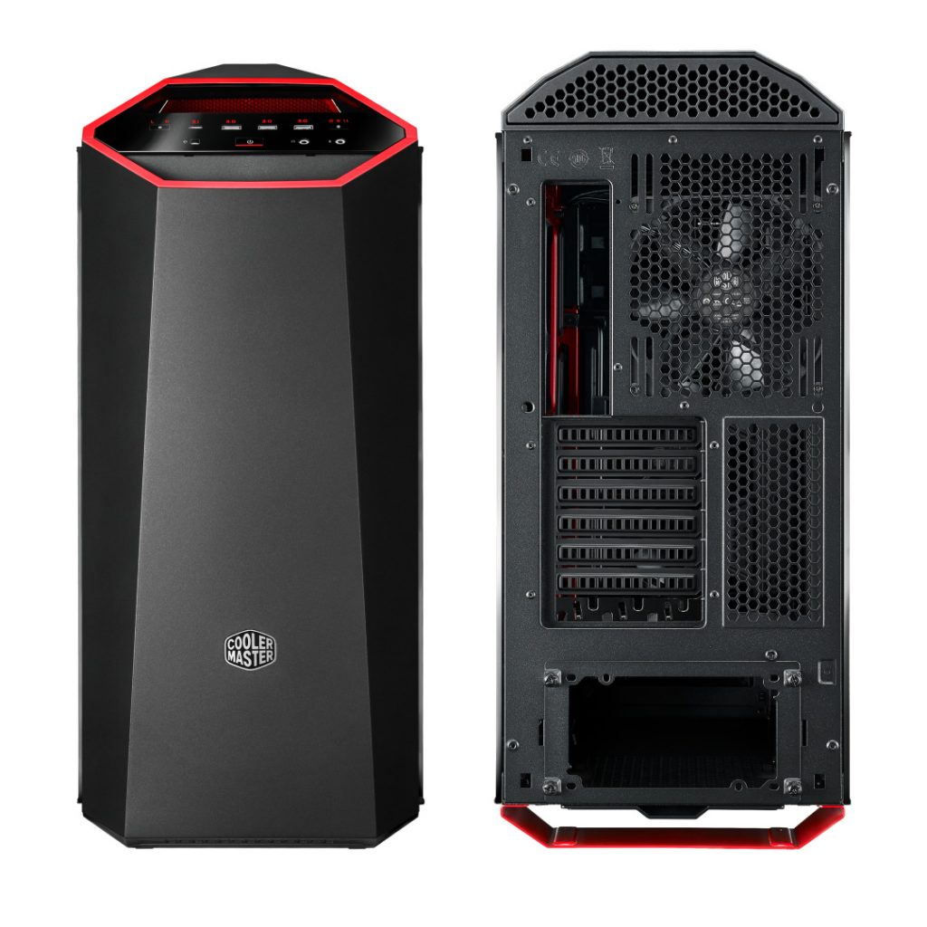 Cooler Master Launch Remastered MasterCase MC-Series — Now With FreeForm Modular 21