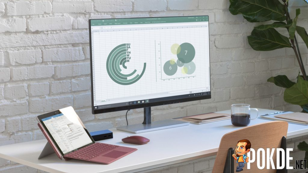 Microsoft introduces their most affordable Surface yet — the Surface Go is priced from just $399! 23