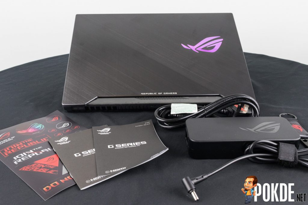 ROG Strix SCAR II GL504GS Review — does this one hit the bullseye? 22