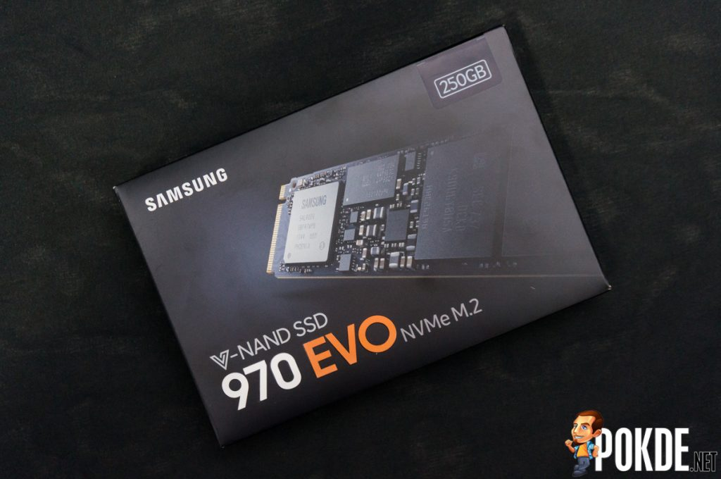 Samsung 970 EVO 250GB SSD review — how fast do you wanna go? 24