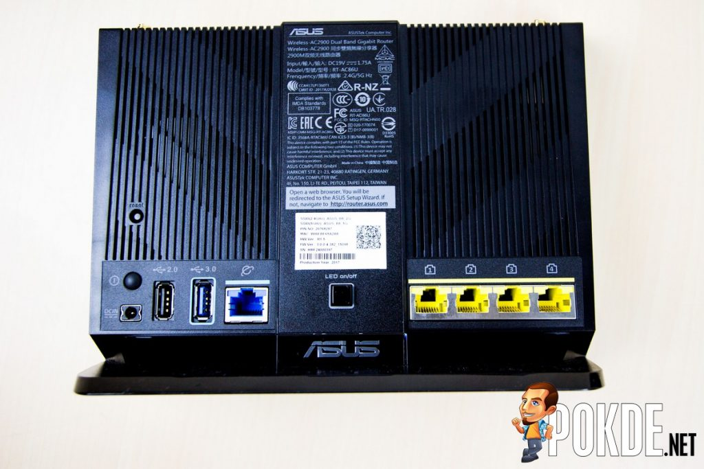 ASUS RT-AC86U Wireless-AC2900 Review - featuring AiMesh for Ultimate Network Simplicity 27