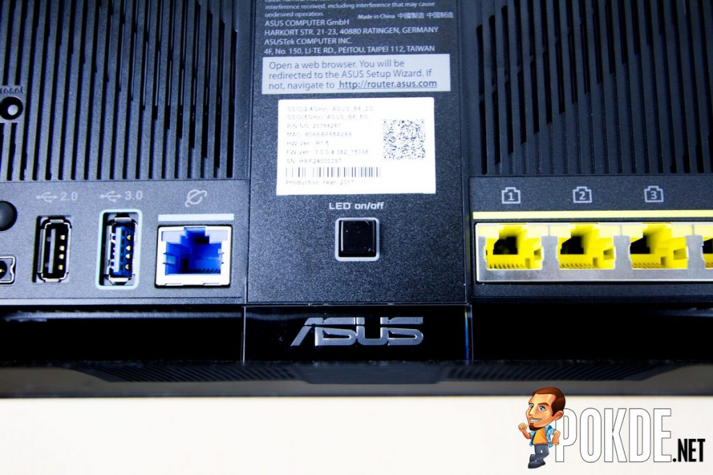 ASUS RT-AC86U Wireless-AC2900 Review - featuring AiMesh for Ultimate Network Simplicity 30