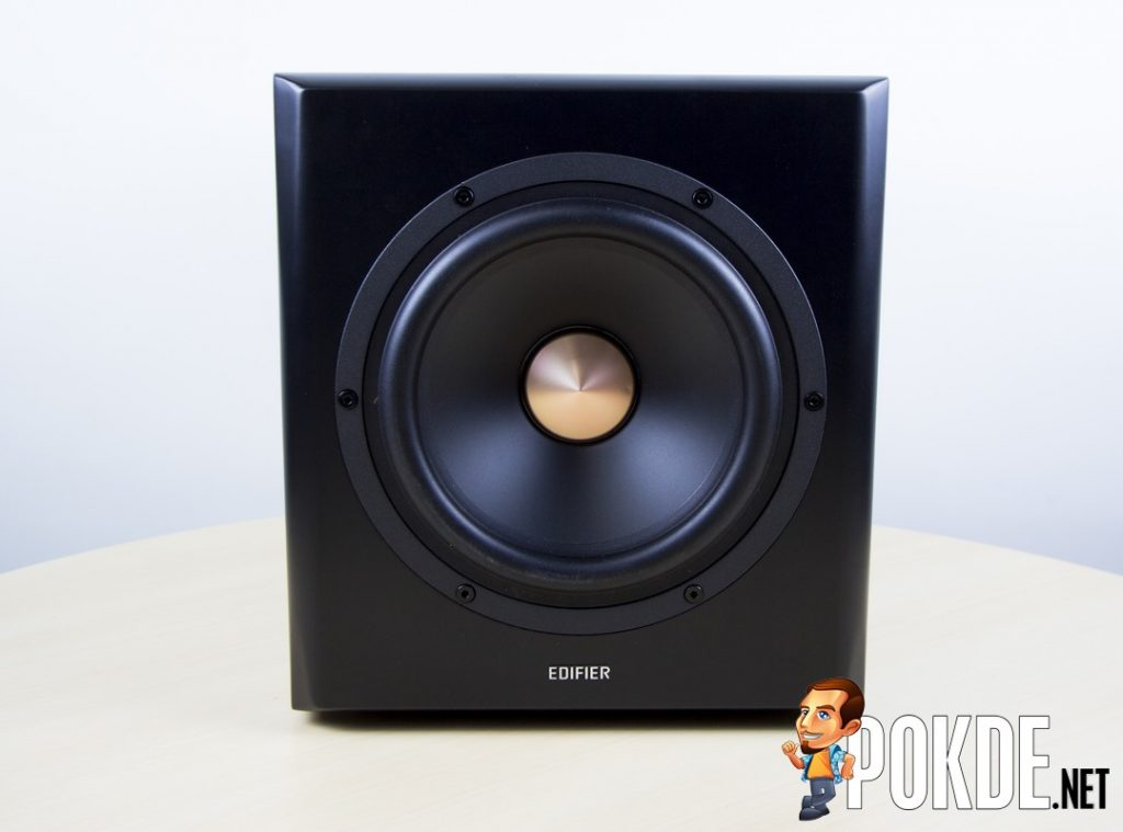 Edifier S360DB Review - 2.1 Active Speakers Enhanced 36