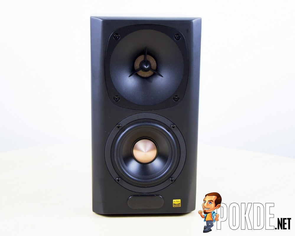 Edifier S360DB Review - 2.1 Active Speakers Enhanced 32