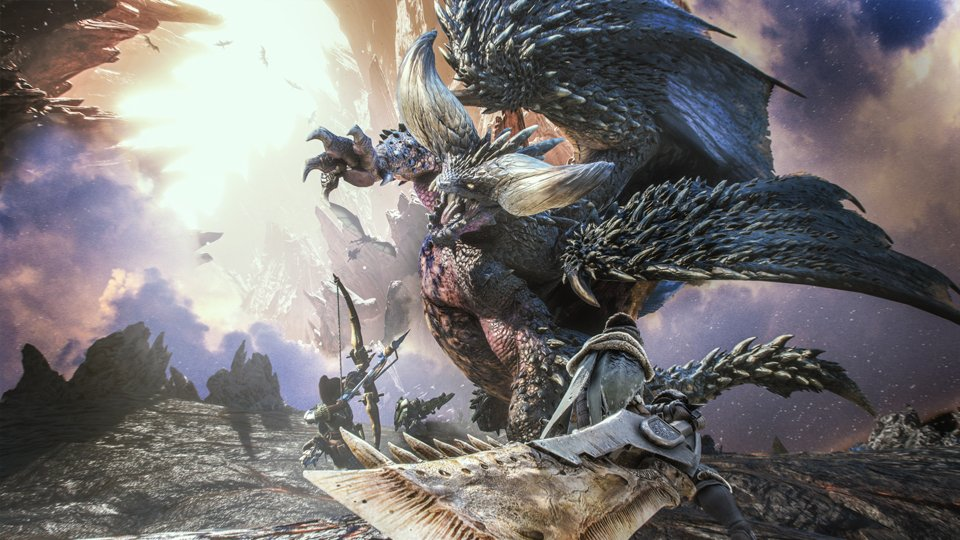 Monster Hunter World PC System Requirements Leaked