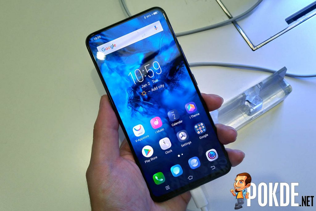 vivo announces their NEX big thing for RM2799 — no notch for maximum screen! 19