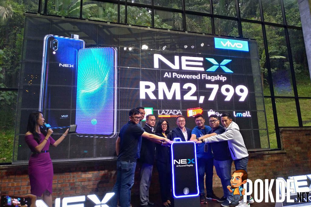 vivo announces their NEX big thing for RM2799 — no notch for maximum screen! 22