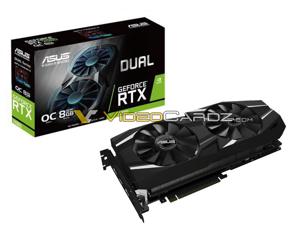 Here's all the leaked GeForce RTX cards out there — NVIDIA's partners seem rather excited to show their wares before the launch! 24