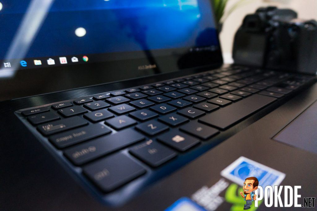 ASUS ZenBook Pro 15 (UX580G) review — two screens are better than one 35