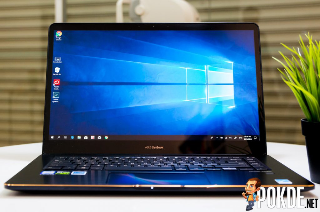 ASUS ZenBook Pro 15 (UX580G) review — two screens are better than one 34