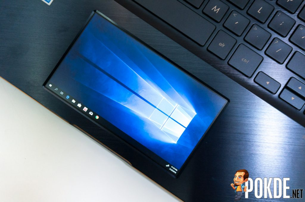 ASUS ZenBook Pro 15 (UX580G) review — two screens are better than one 36