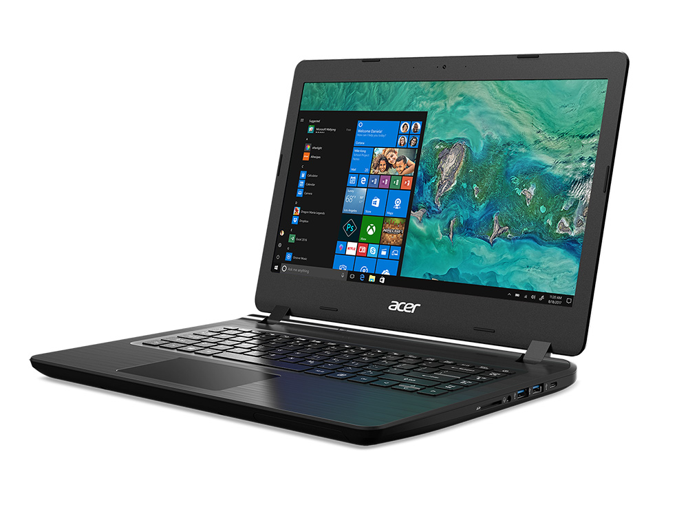 Acer Unveils Refreshed Aspire Notebooks and AIO PC 26
