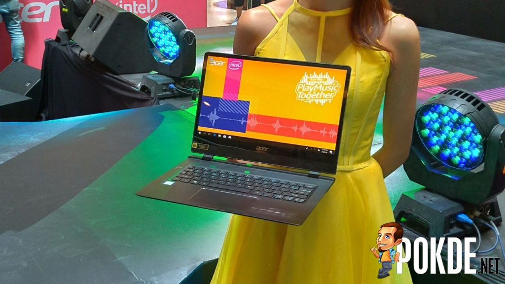 Introducing the World's Thinnest 4G LTE Laptop, the Acer Swift 7