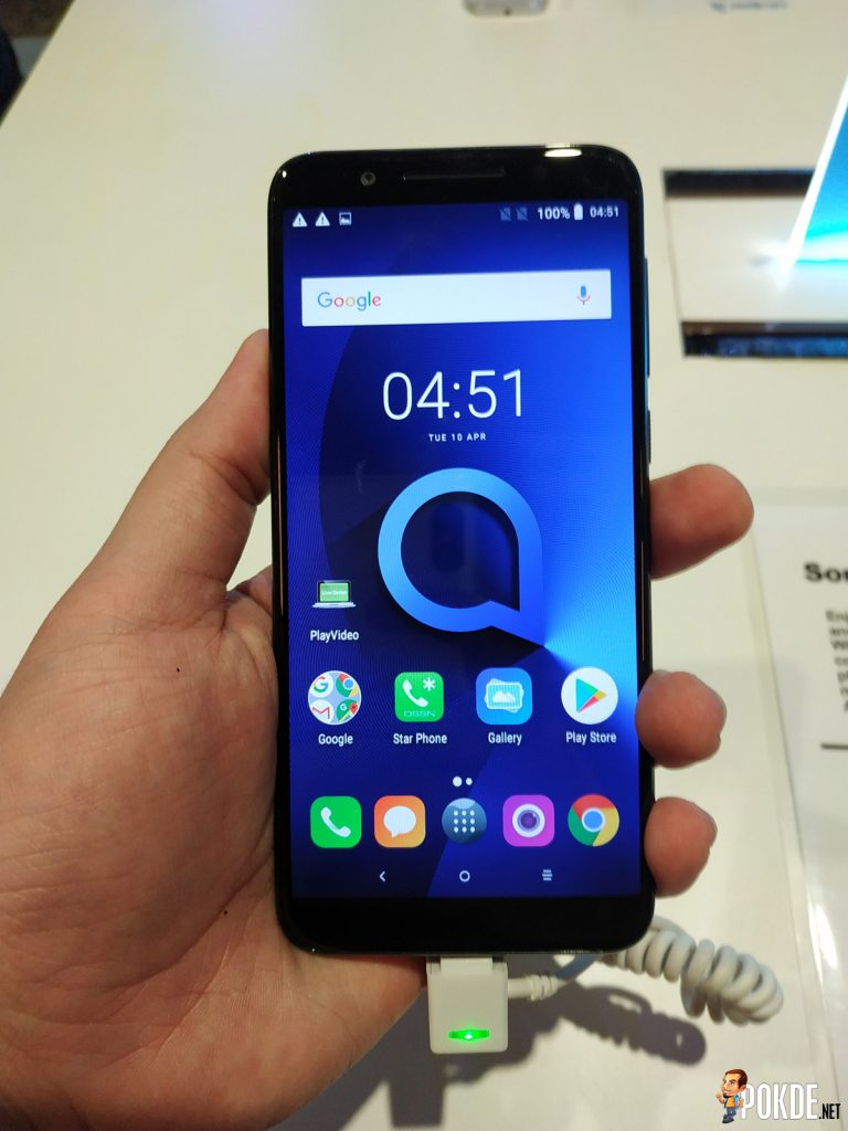 Alcatel Is Back In Town - Releases Three New Smartphones 24