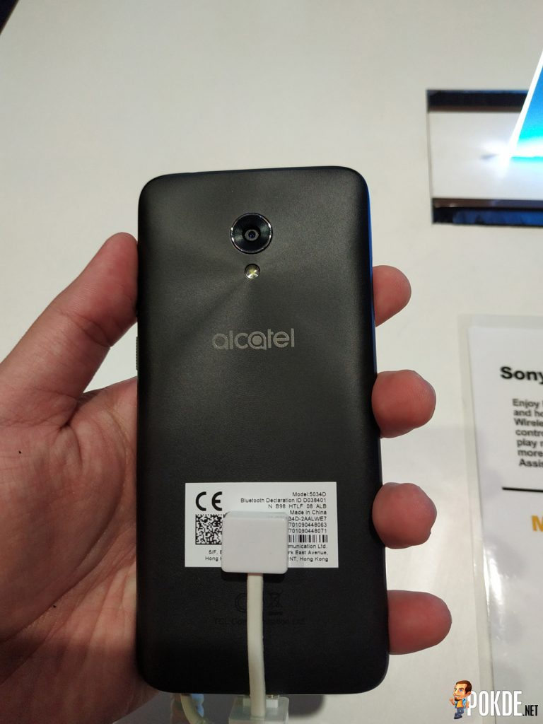 Alcatel Is Back In Town - Releases Three New Smartphones 25