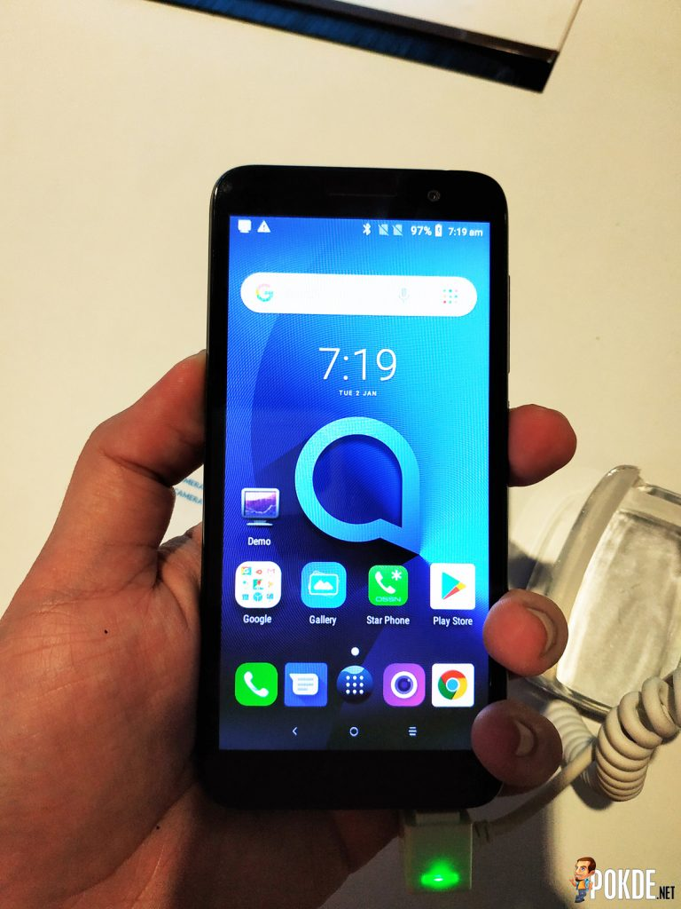 Alcatel Is Back In Town - Releases Three New Smartphones 22