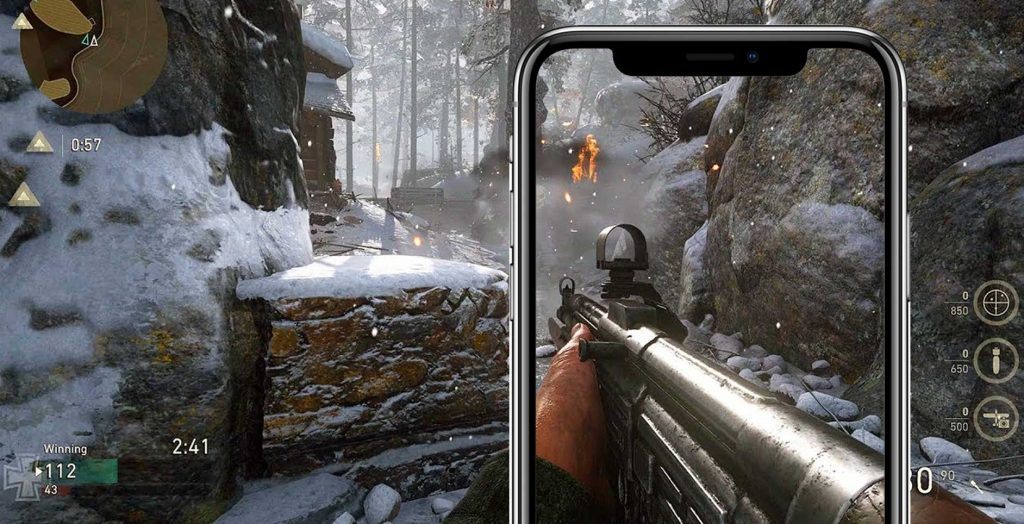 Activision and Tencent Partnering Up for Call of Duty Mobile Game