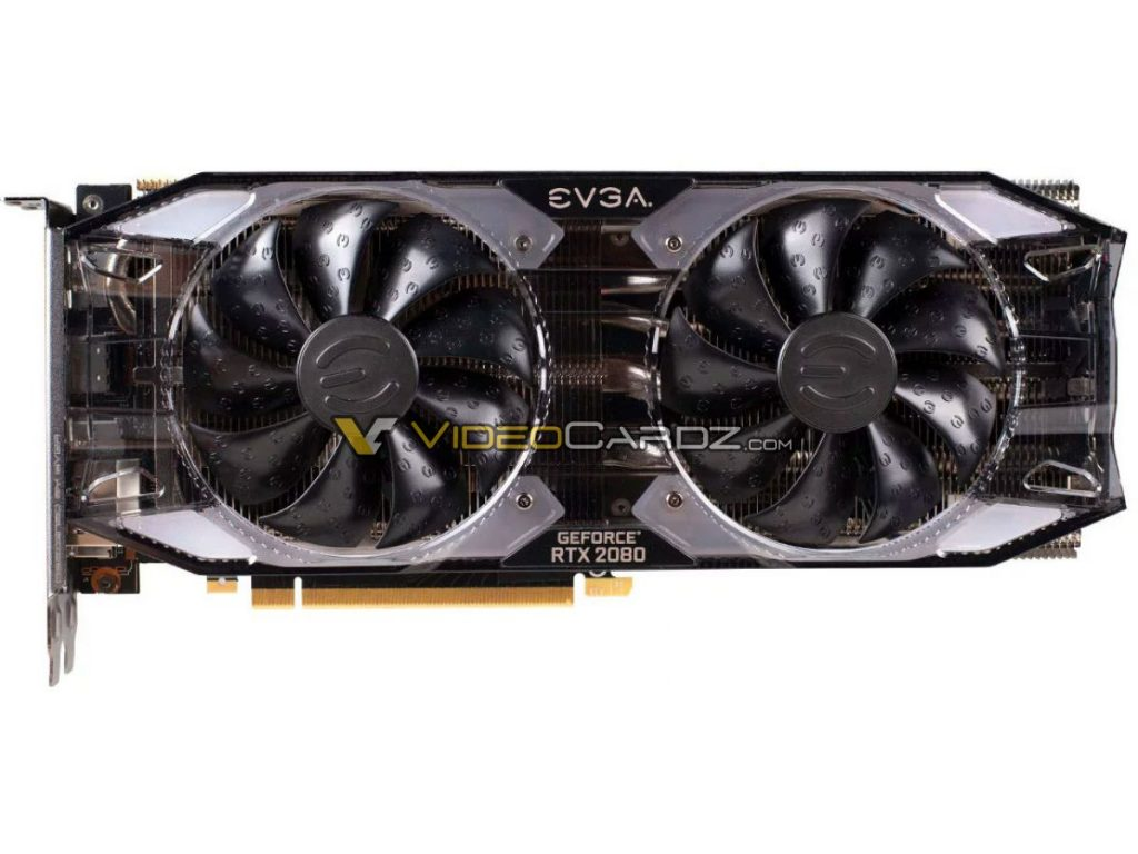 Here's all the leaked GeForce RTX cards out there — NVIDIA's partners seem rather excited to show their wares before the launch! 29