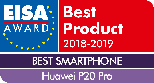 """HUAWEI P20 Pro Wins """"Best Smartphone of the Year"""" Award From EISA 18"""