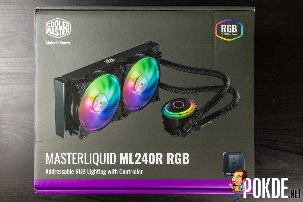 MasterLiquid ML240R RGB by Cooler Master Review — cooler than your average cooler! 26