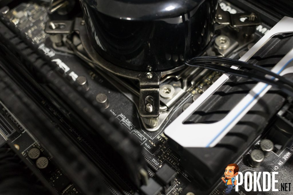 MasterLiquid ML240R RGB by Cooler Master Review — cooler than your average cooler! 38