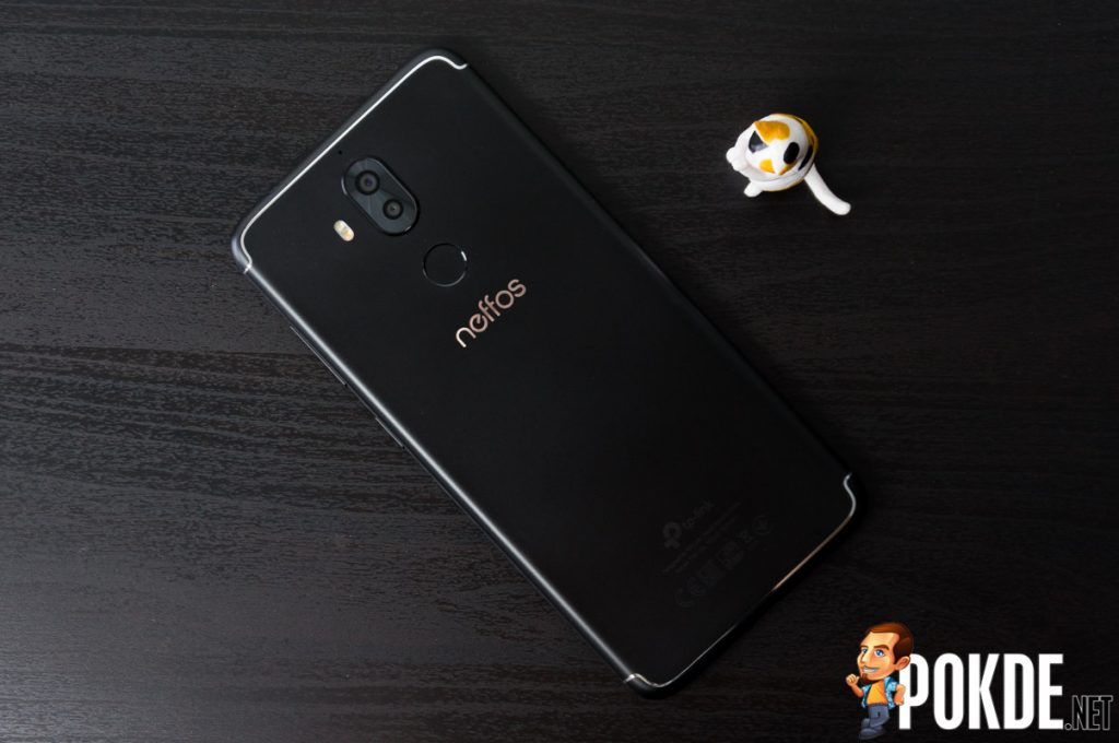 Neffos X9 review — forward to the past 26