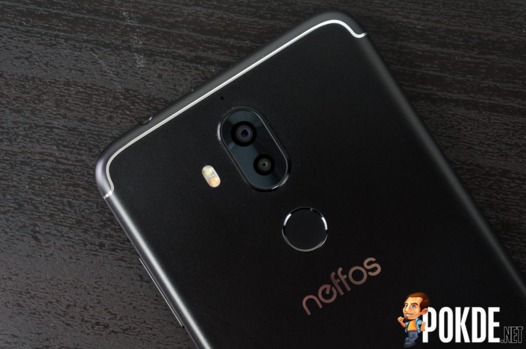 Neffos X9 review — forward to the past 36