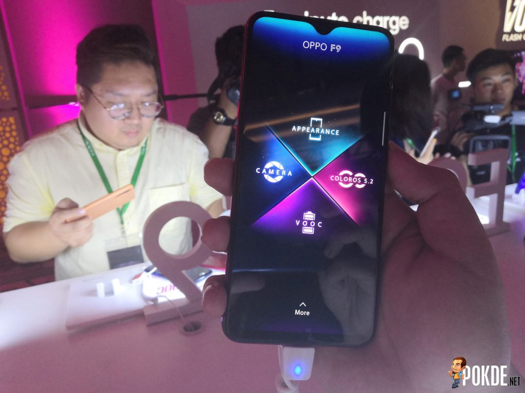 OPPO F9 Officially Launched In Malaysia 26