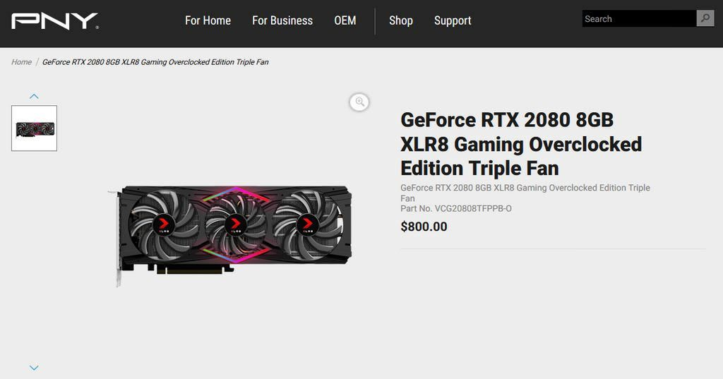 Here's all the leaked GeForce RTX cards out there — NVIDIA's partners seem rather excited to show their wares before the launch! 31