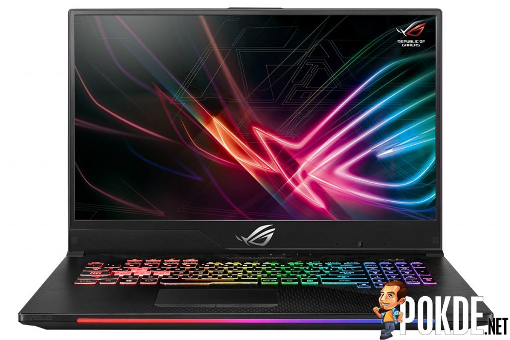 """Fancy a large 17.3"""" display in a 15.7"""" body? Then the ROG Strix SCAR II (GL704) is for you 25"""