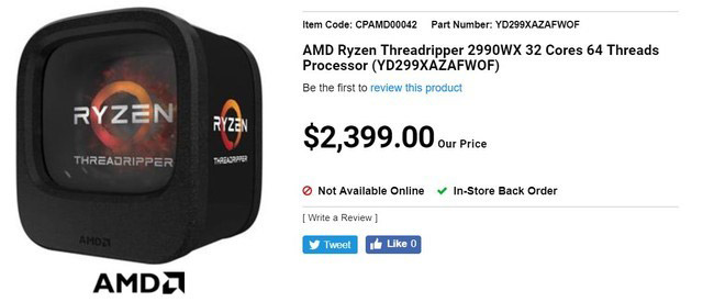 AMD Threadripper 2990WX to cost RM7500? That's really amazing value for money! 23