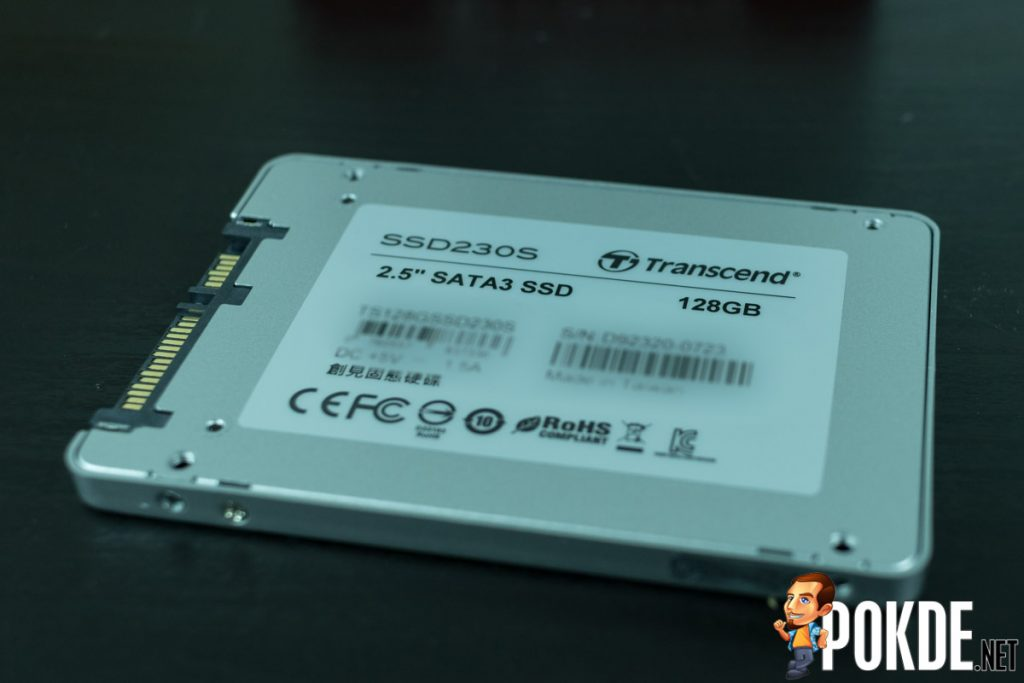 Transcend SSD230S 128GB review 26