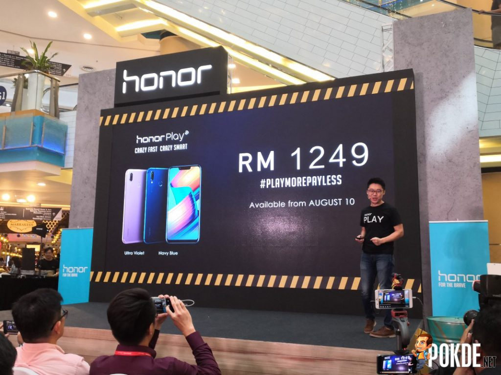 honor Play Officially Launched In Malaysia 32
