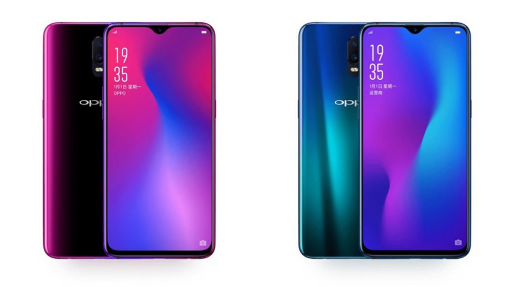 OPPO R17 Revealed — Coming With Under-display Fingerprint Sensor And Corning Glass 6 24