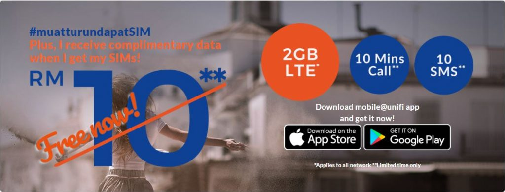 TM Quietly Reduces Free LTE Mobile Data for Unifi Mobile