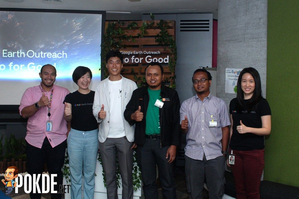 How NGOs Are Using Google Earth Outreach to Save a Village and the Ecosystem