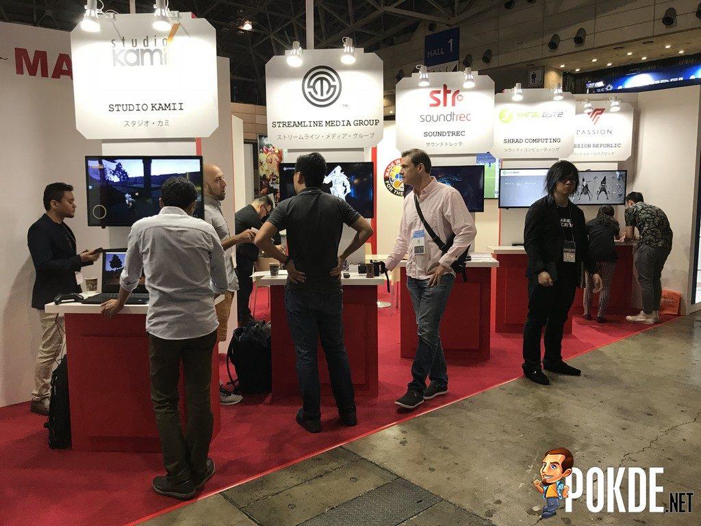 Malaysian Game Developers Studio Kamii Showcases 2 Upcoming Games at TGS 2018
