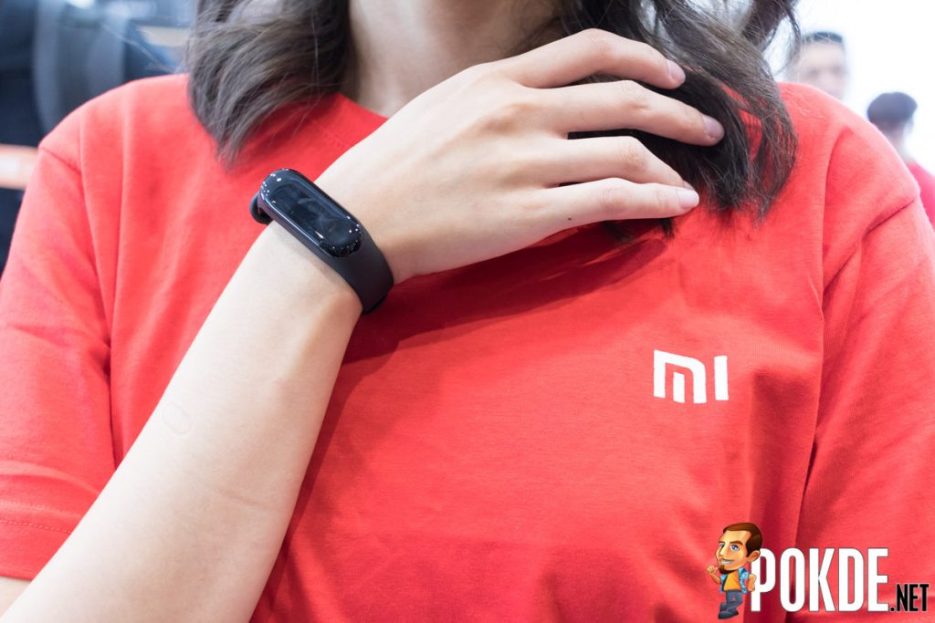 Xiaomi Mi Max 3, POCOPHONE F1 Armored Edition and Mi Band 3 launched at the new Sunway Pyramid Mi Store! 31