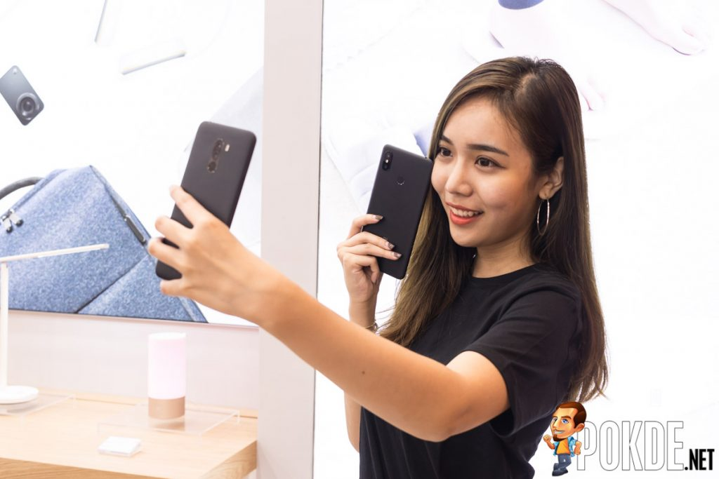 Xiaomi Mi Max 3, POCOPHONE F1 Armored Edition and Mi Band 3 launched at the new Sunway Pyramid Mi Store! 35