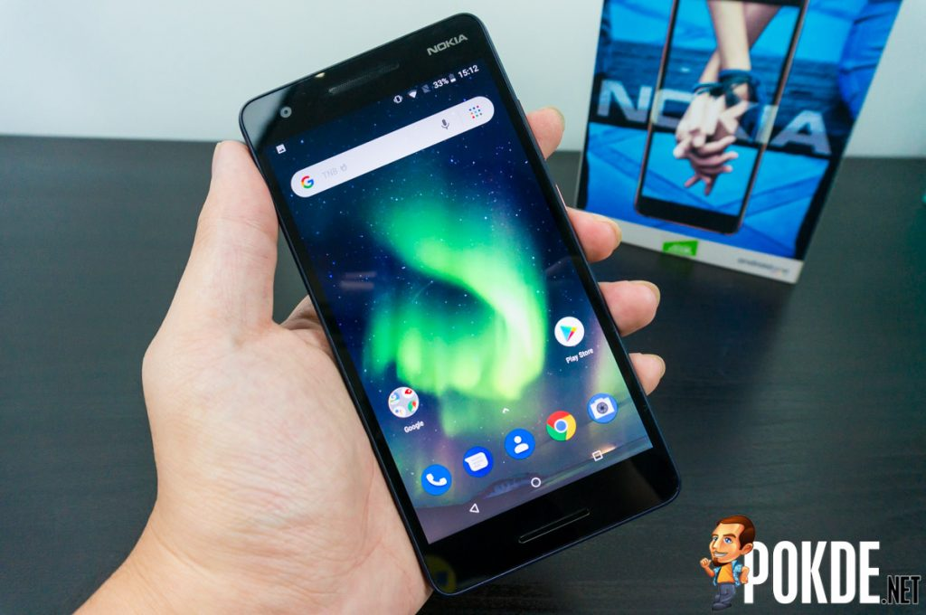 Nokia 2.1 Review — Entry-level Device With Android Go 33