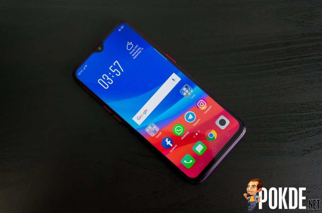 OPPO F9 review — for colorful personalities 31