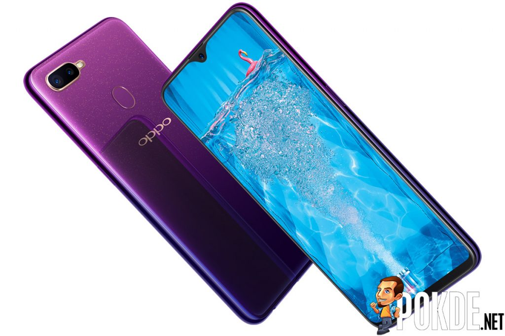 New OPPO F9 Starry Purple Edition To Be Launched 26