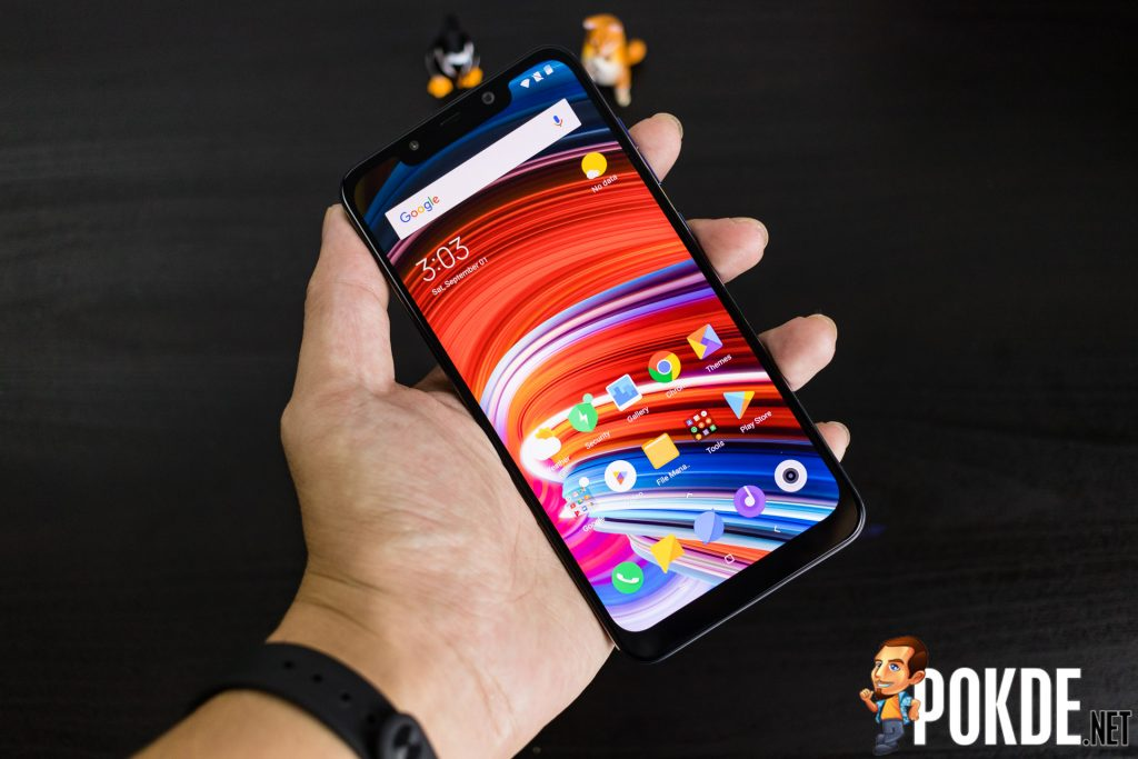 POCOPHONE F1 review — the gaming phone to beat 33