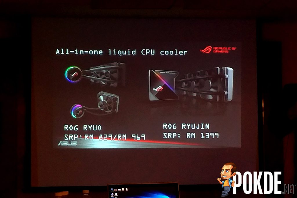 ROG Ryujin and ROG Ryuo AIO pricing revealed at ServerDNA 3.0! 26